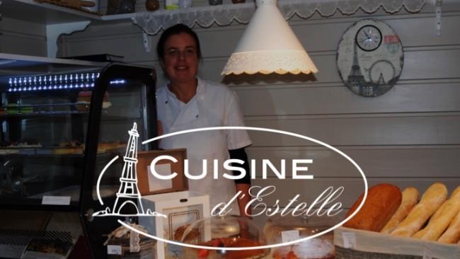 Estelle i franske kjøkkene